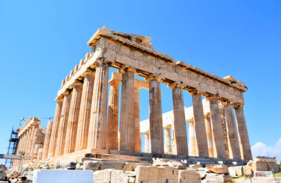 One day tours Athenian Temples