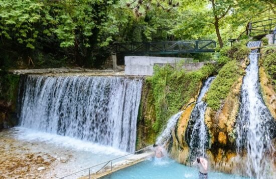 Thermal Spring Aridaia