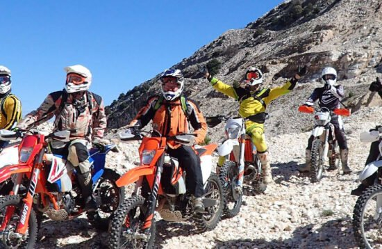 One day tours ENDURO IN ATTICA