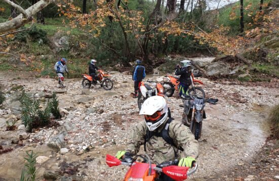 Two Days Motorcycle Tours ENDURO CORINTH